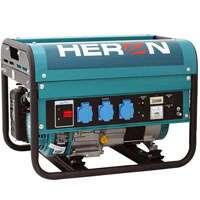 Elektrocentrála jednofázová benzínová 2300 W, 5,5HP - EGM 25 AVR Heron