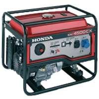 Elektrocentrála jednofázová - EM 4500 CX1 F Honda