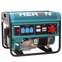 Elektrocentrála třífázová benzínová 6000W, 13HP Heron