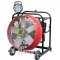 Přetlakový ventilátor PAPIN 606 (PPV 80 / HONDA GX 270)
