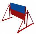 Bariera stavitelná Pro-PS model 017 (1,5/1,7/2m) PS-PRO
