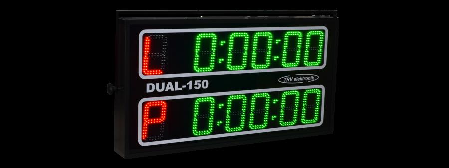 Časomíra model DUAL S-150
