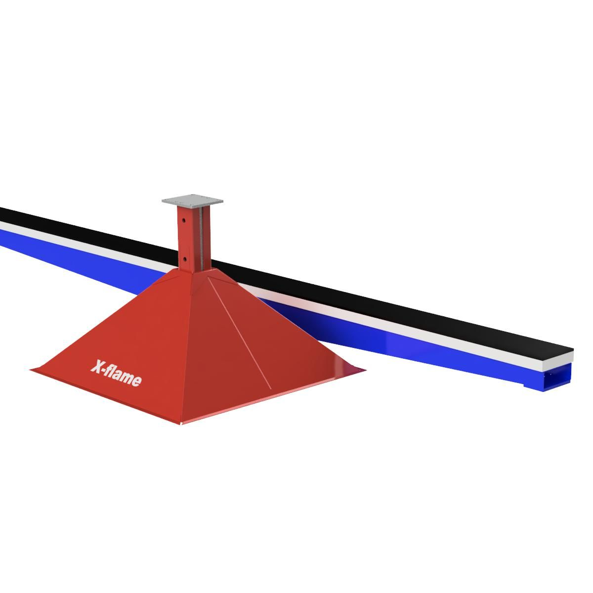 Kladina VARIO Rozšíření ze 4m kladiny na 8m kladinu X-flame
