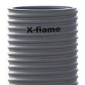 Savicový material 1,5 m, pr. 105 mm, Pyros sport střibrná