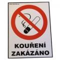 Kouření zakázáno