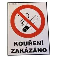 Kohout sání kouření
