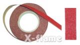 Protiskluzová páska 19 mm - červená