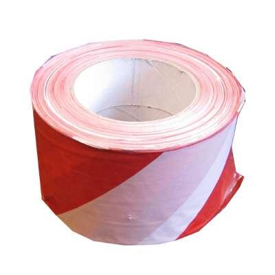 Vytyčovací páska červeno-bílá 7,5x250m