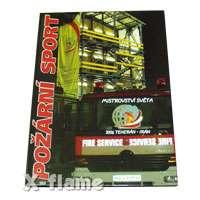 Kniha Požární sport/Mistrovství světa 2006 Teherán