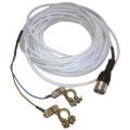 Napájecí kabel 17m s autozásuvkou 12V