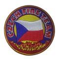 Nášivka CZECH FIRE TEAM