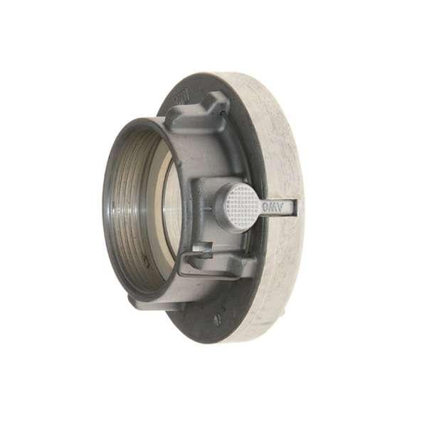 """Pevná spojka tlaková C52 kovaná, vnitřní závit G 2"""" s páčkovou pojistkou"""