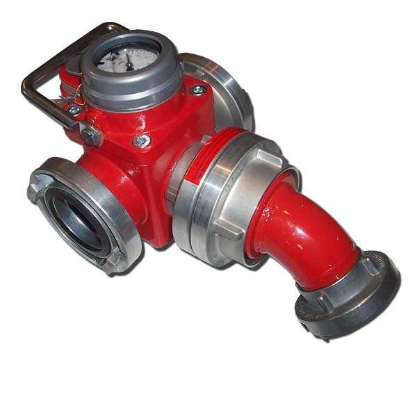 Přetlakový ventil sport 4681 - tlak nastaven na 1,2 MPa