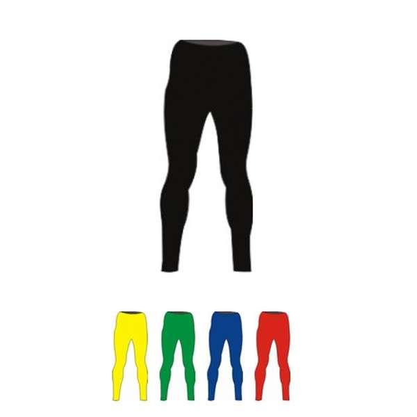 Elastické kalhoty jednobarevné