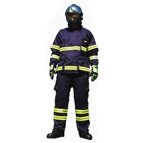 Zásahový ochranný oblek ZAHAS IV GOLEM, EN 469