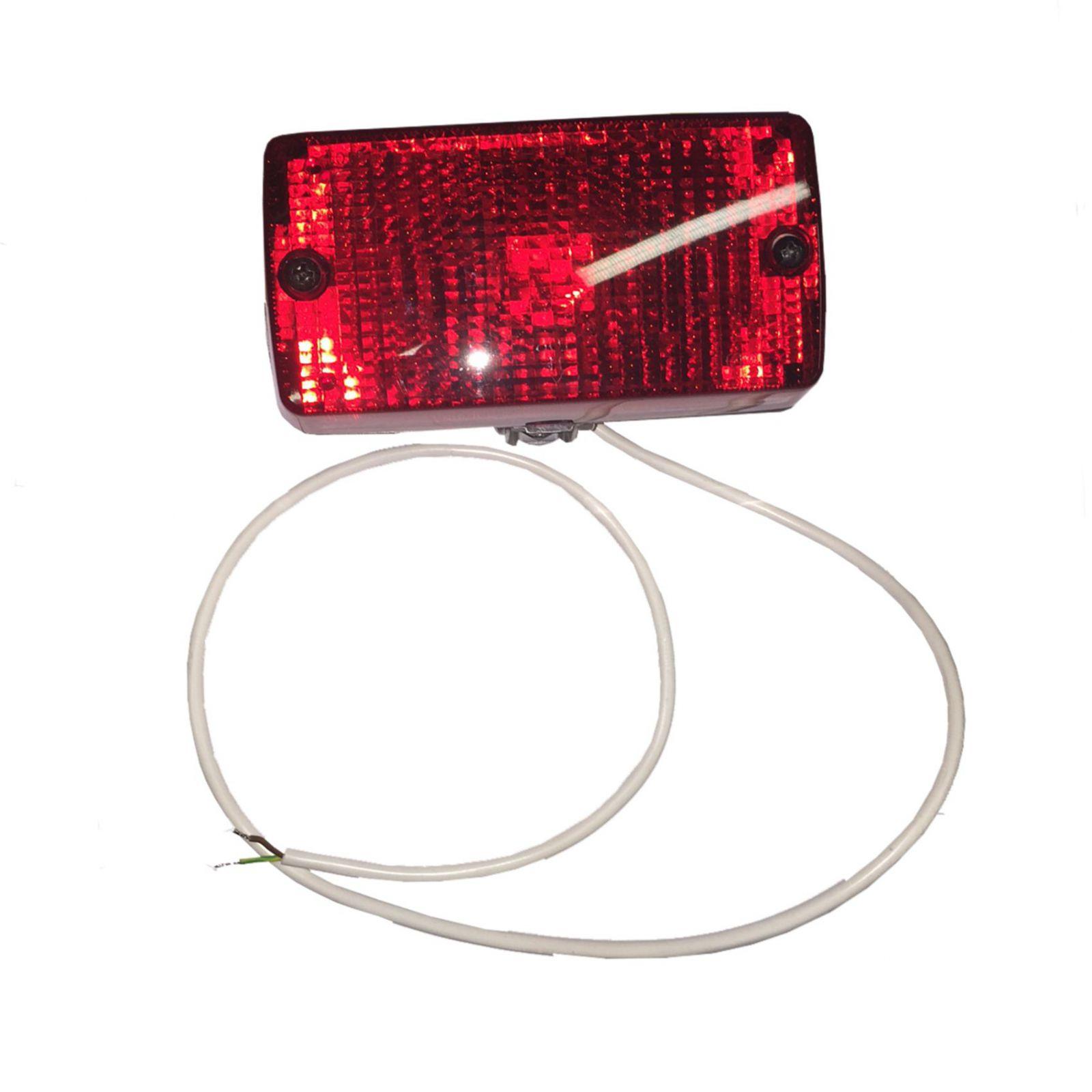 Koncové světlo LED