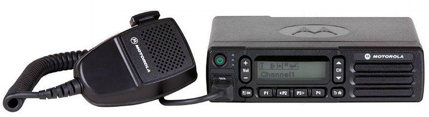 Mobilní radiostanice Mototrbo DM2600