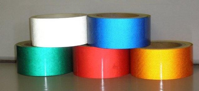 Reflexní páska šíře 50 mm