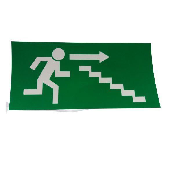 Tabulka únikové schodiště PD
