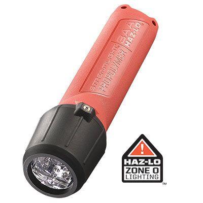 LED svítilna PROPOLYMER 3AA HAZ-LO