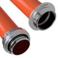 Savice 1,6 m se šroubením Profi-Extra, pr. 110 mm, Flame 50 oranžová