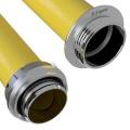 Savice 1,6 m se šroubením Profi-Extra, pr. 110 mm,  Flame 45 žlutá