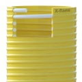 Savice 1,6m se šroubením Profi-Extra,pr.110mm,Flame 50 žlutá s ...