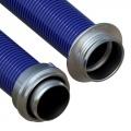 Savice 2,5 m se šroubením AL, p. 110 mm,Flame-70 modrá