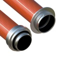 Savice 2,5 m se šroubením AL, pr. 110 mm, Flame 50 - oranžová