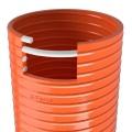 Savice 2,5 m se šroubením Profi-Extra, pr. 110 mm, Flame 50 oranžová
