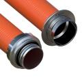 Savice 2,5m se šroubením Profi-Extra,pr.110mm,Flame 50 oranžová s prodlouženou košovkou