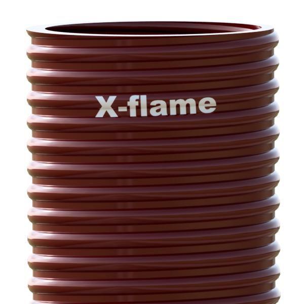 Savicový material 2,4 m, pr. 105 mm,FIRE ELASTIK