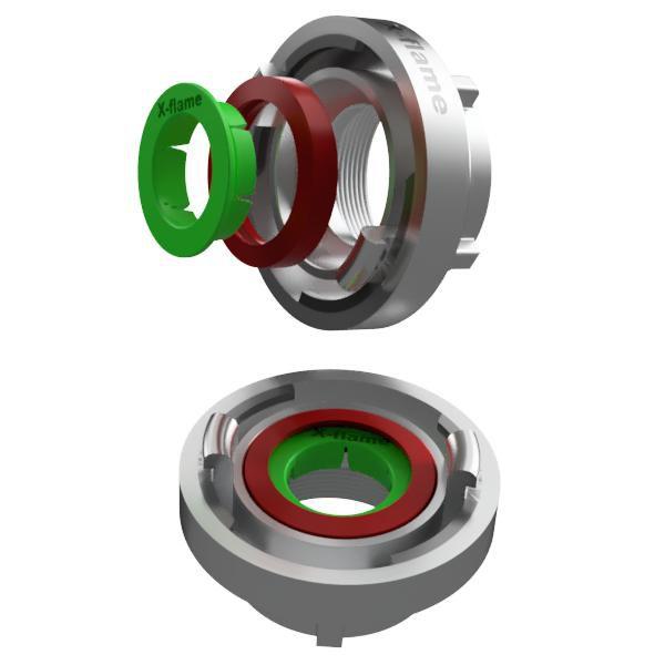 Špunt pro uchycení těsnění spojky DIN pr.41 X-flame