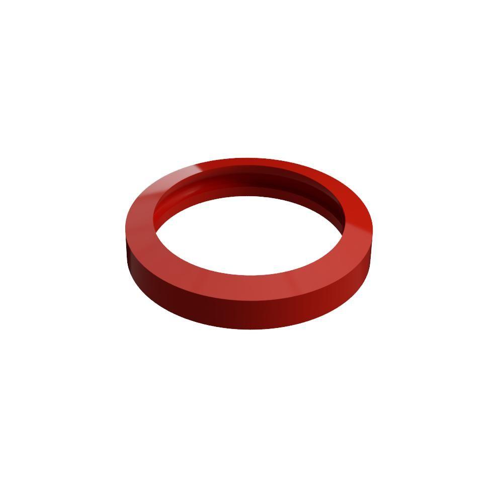 Těsnění C52 měkké - červené